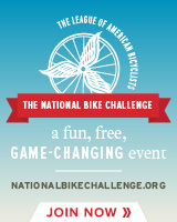 League of American Bicyclists National Bike Challenge