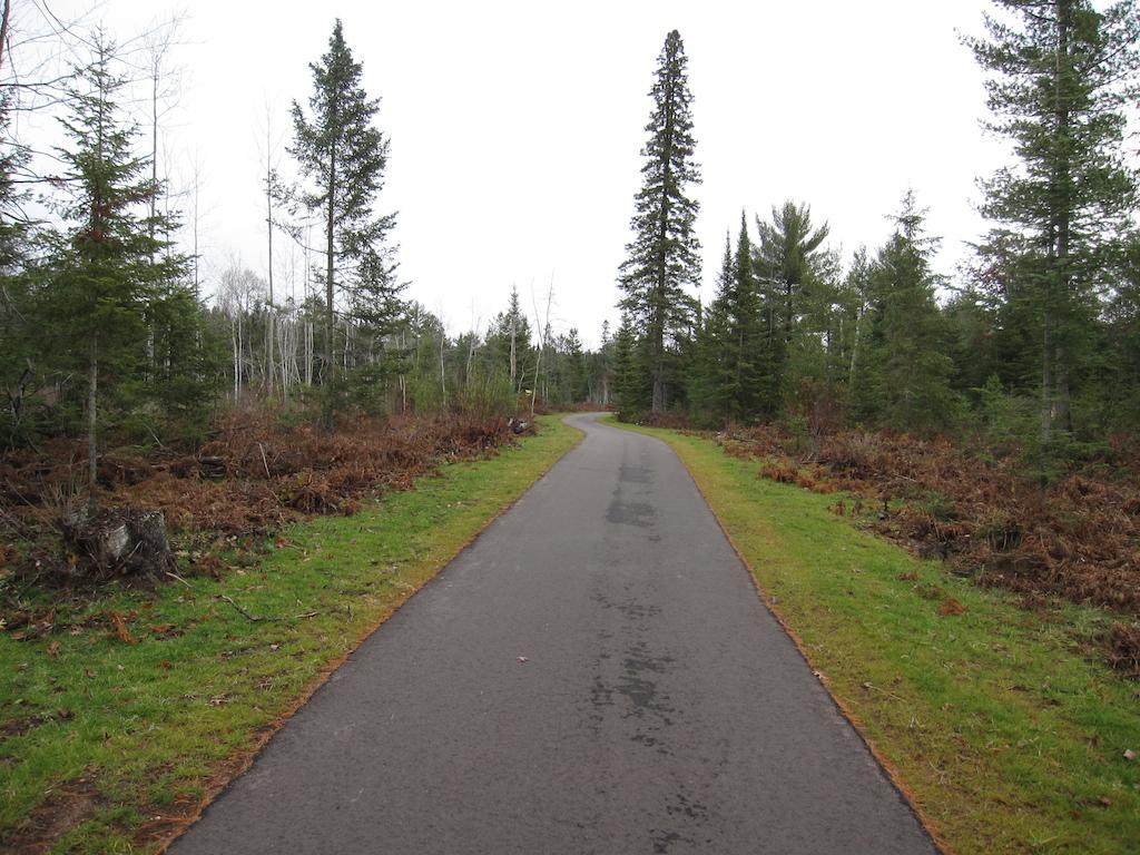 Manitowish Waters Paved Bike Trail Recreational Biking